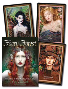 The Faery Forest Oracle Card Deck