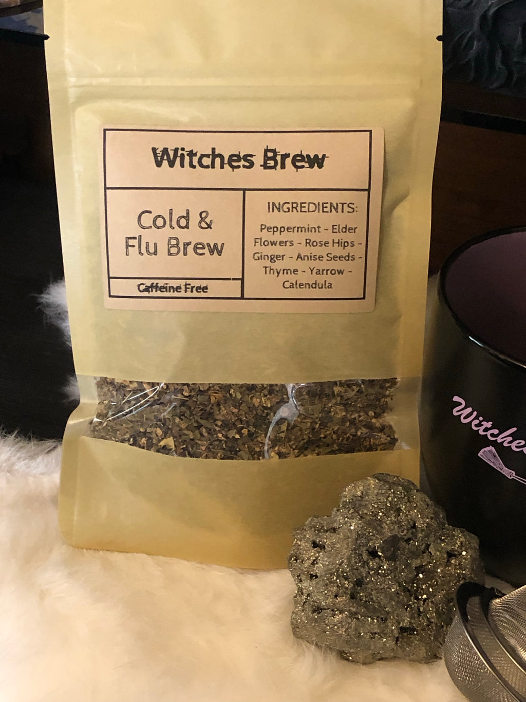 Cold & Flu Brew