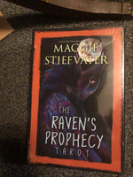 The Raven's Prophecy Tarot Card Deck