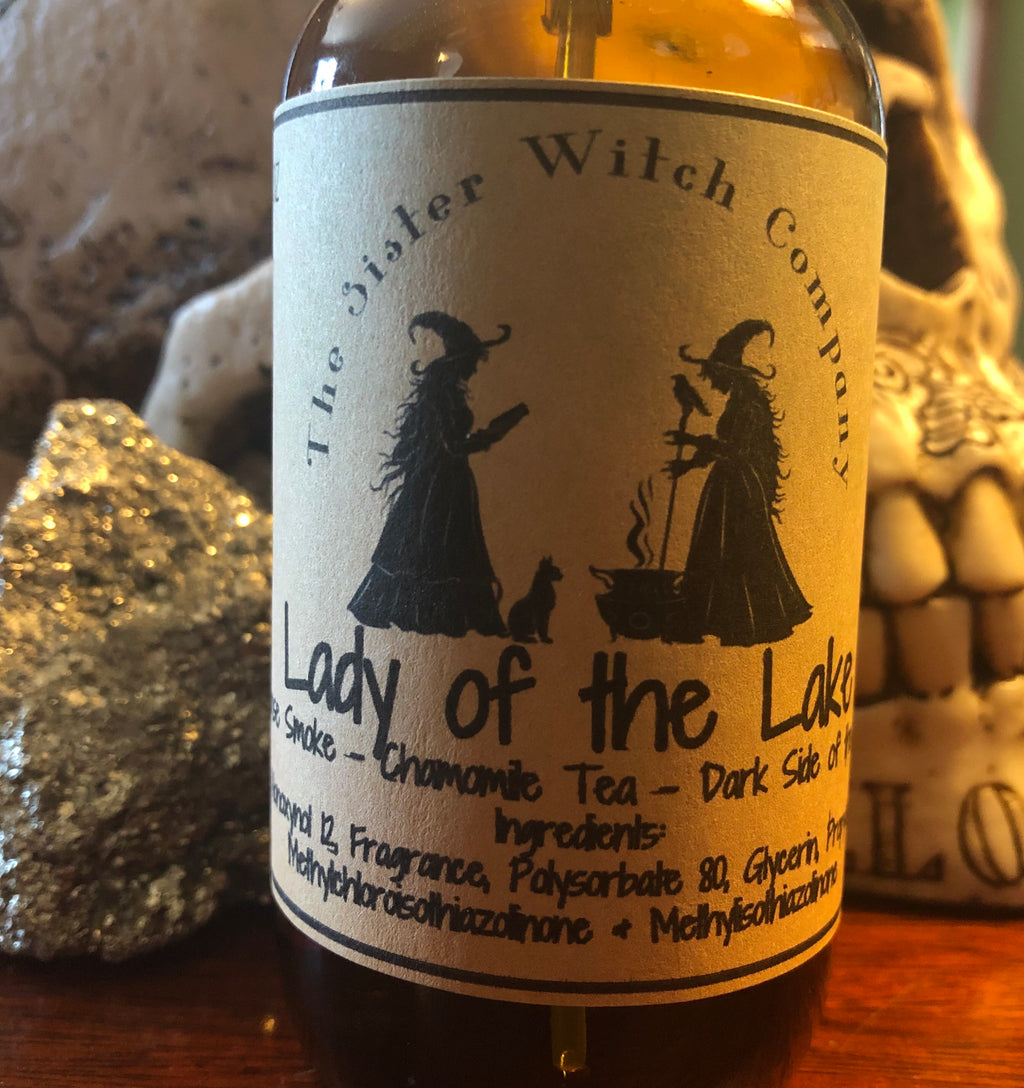 Lady of the Lake - Enchanted Body Essence