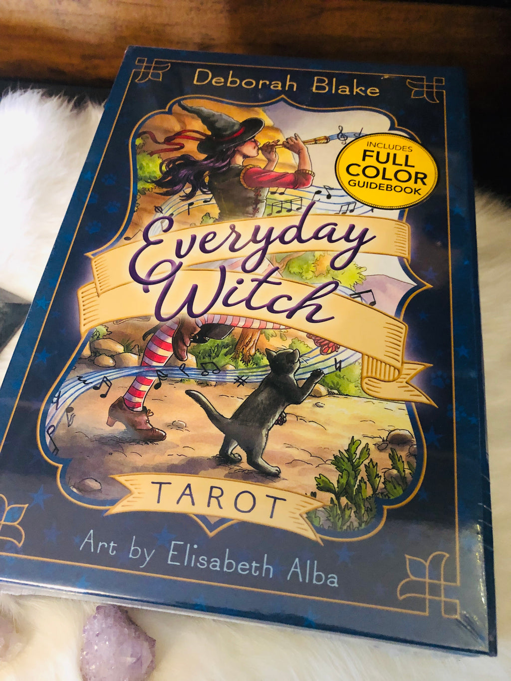 Everyday Witch Tarot Card Deck