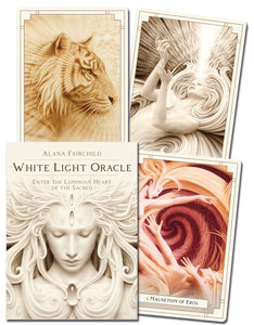 White Light Oracle Card Deck
