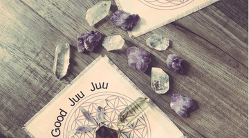 Beginners Guide to Crystal Grids