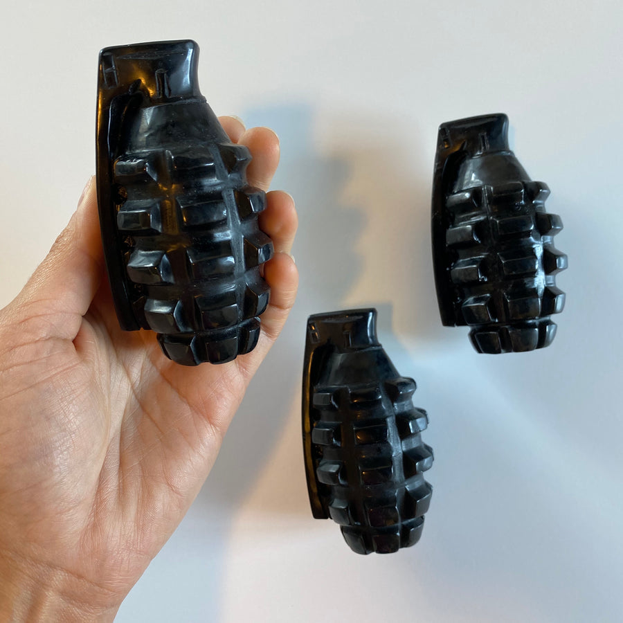 "Obsidian ""Protection Grenade"""