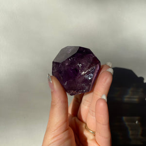 High Quality Geometric Amethyst Gems