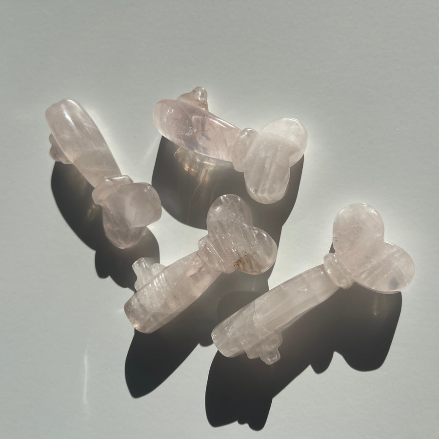 Small Crystal Keys