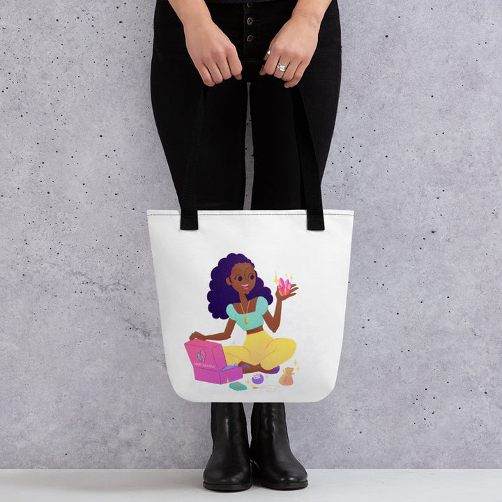 Juu Juu Girl Tote Bag