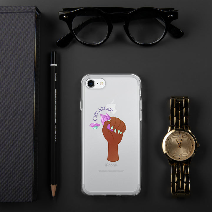 Juu Juu Fist iPhone Case