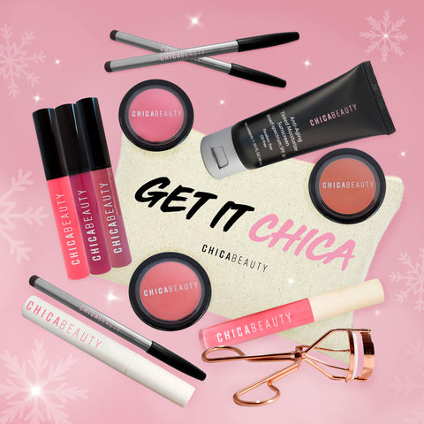 I WANT IT ALL Chica Beauty Holiday Set