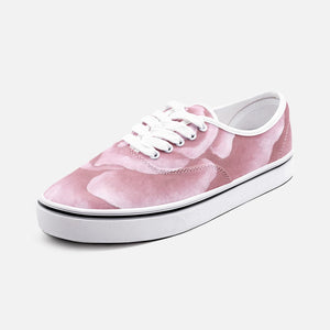 Pink Rose Canvas Loafer Sneakers