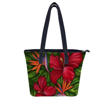 Load image into Gallery viewer, Tropical Garden Handbag
