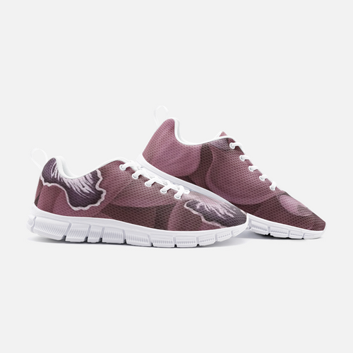 Blush Orchid Athletic Sneakers