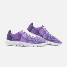 Load image into Gallery viewer, Lilac Succulent Athletic Sneakers
