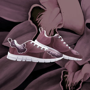 Blush Orchid Unisex Athletic Sneakers