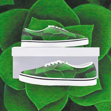 Load image into Gallery viewer, Emerald Succulent Loafer Sneakers