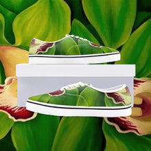 Load image into Gallery viewer, Lime Orchid Loafer Sneakers
