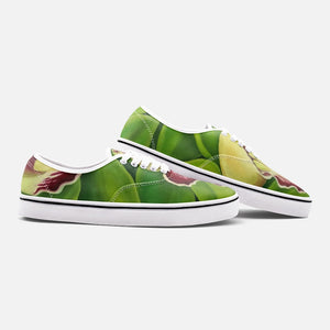 Lime Orchid Loafer Sneakers