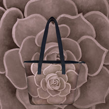Load image into Gallery viewer, Blush Succulent Handbag