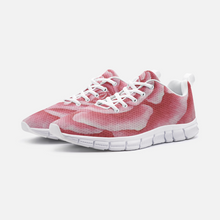 Load image into Gallery viewer, Coral Rose Unisex Athletic Sneakers