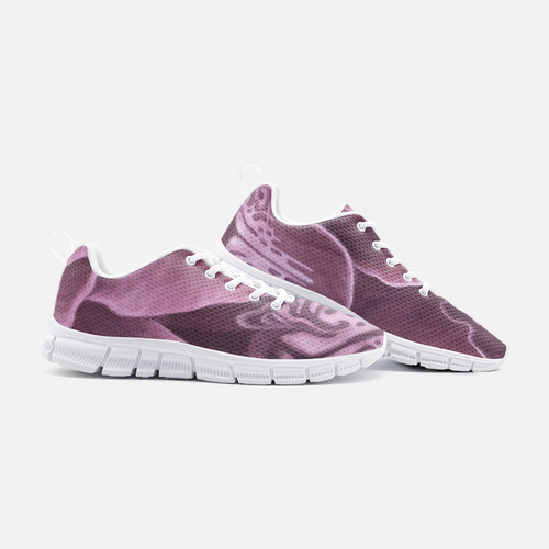Mauve Orchid Athletic Sneakers