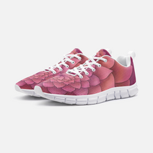 Load image into Gallery viewer, Magenta Succulent Athletic Sneakers