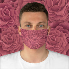 Load image into Gallery viewer, Coral Roses Face Mask