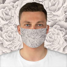 Load image into Gallery viewer, Ivory Roses Face Mask