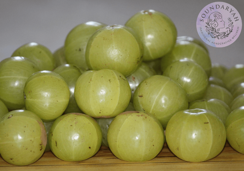 The Indian Secret of How to Use Raw Amla for Hair Growth
