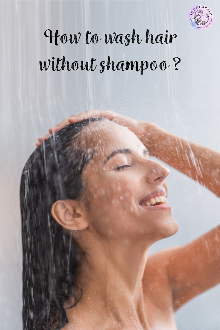 Our brains have been wired to think that only store-bought shampoos can clean our hair but what if we tell you that there are other more natural options that do the exact same job or maybe even better?