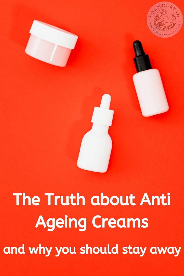 Are you in your 30s or 40s and looking for anti-ageing products? Today we learn the Truth about Anti-Ageing Creams and why you should stay far, far away.