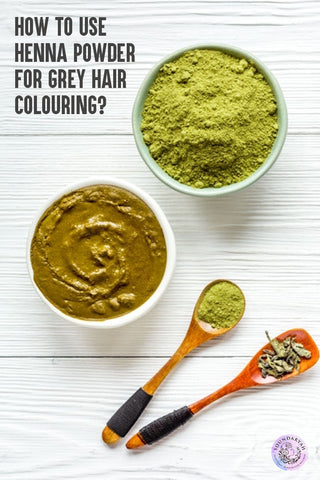 As a person would go through the cycle of life and adapt to the surroundings, so does our hair. Grey hair can be someone's biggest nightmare, nonetheless, there's an all-natural solution to that problem – henna.