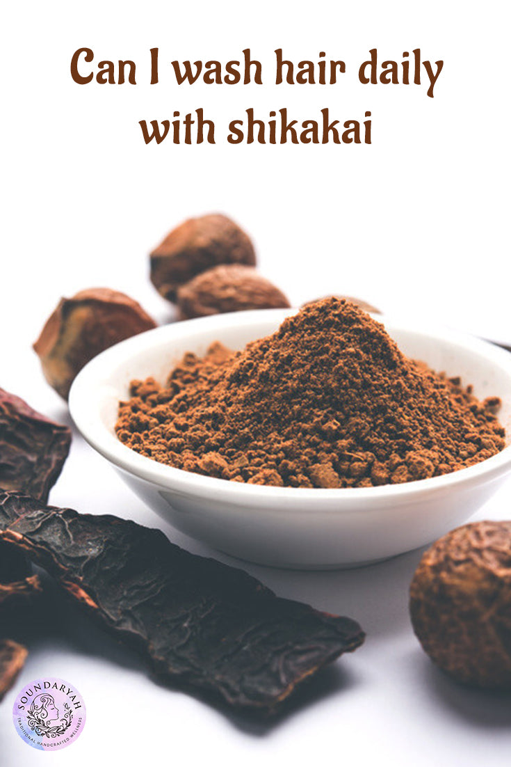 The rise in types of hair cleansing products has left every woman baffled. There's a new product for every single issue, but why go for over-the-counter products when you have one solution for all your hair problems – shikakai powder.