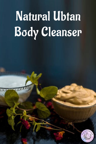 """It is said that our body is our temple and keeping it pure is our duty. This purity is what we call """"cleansing"""" and for that we need a natural alternative to soaps – ubtan."""