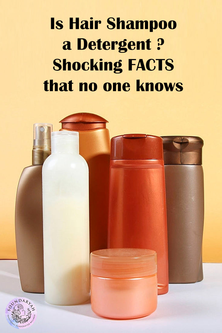 Thin, curly, fine, thick, wavy, straight, no matter what type of hair you have there is one thing in common – bottled shampoo. We reluctantly use this hair product on a daily basis but is it a boon or bane?
