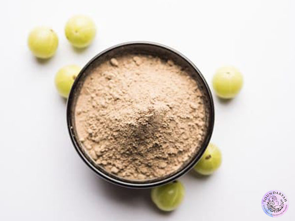 How to use Amla for hair greying ?