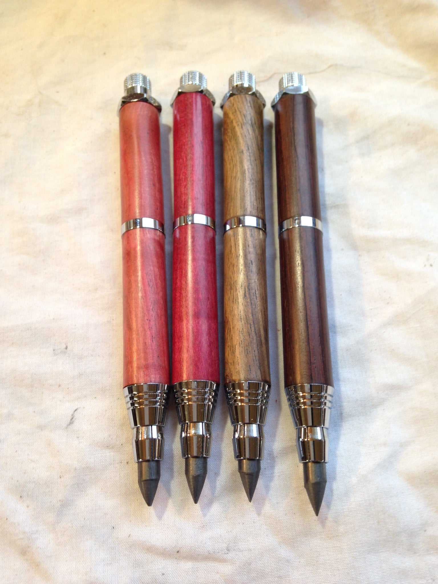 5.6mm Mechanical Wooden Pencil