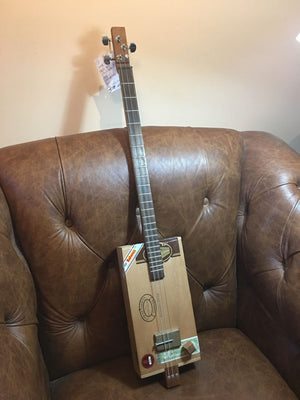 Cigar Box Guitars