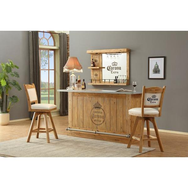 Corona Home Bar 4 Piece Set by ECI Furniture Bar Set ECI - Express Home Bars