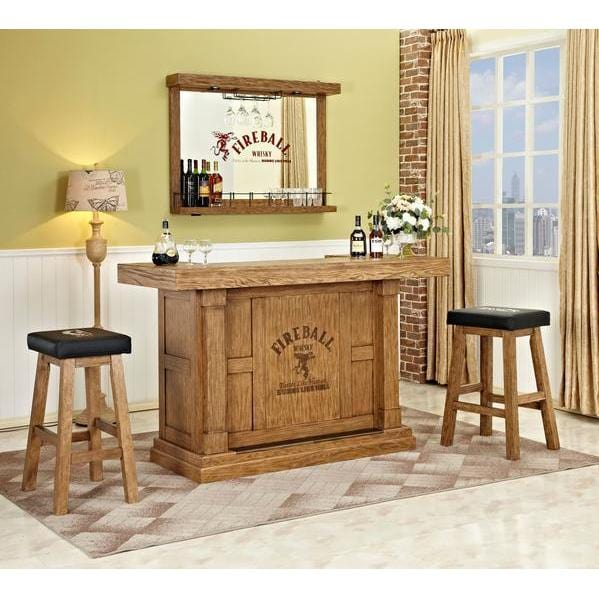 FireBall Complete Home Bar Set by ECI Furniture Bar Set ECI - Express Home Bars