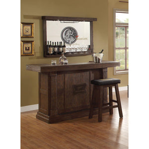 "78"" Miller High Life Front Bar - Home Bar by ECI Bar ECI - Express Home Bars"