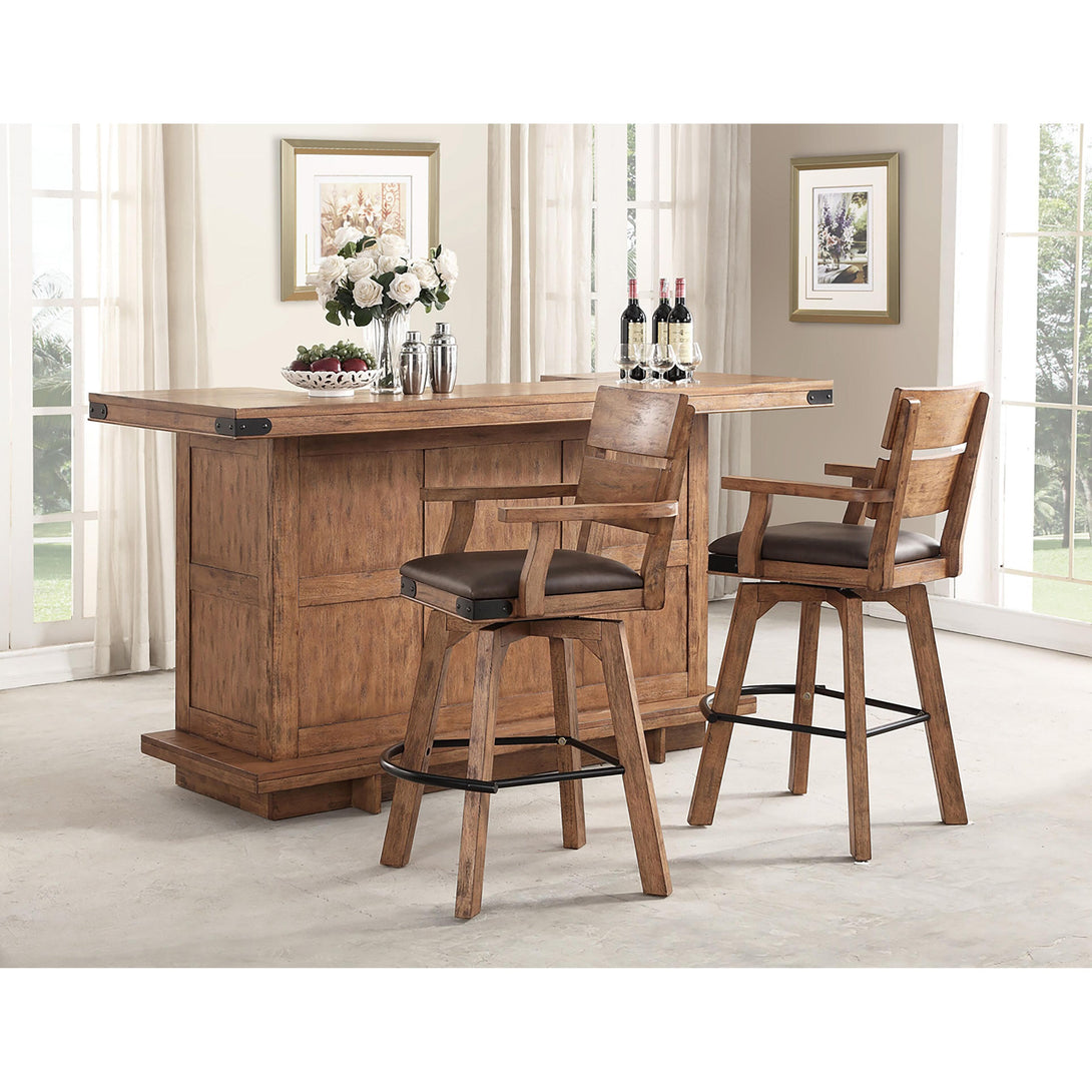 Shenandoah Straight Bar - Home Bar by ECI Bar ECI - Express Home Bars