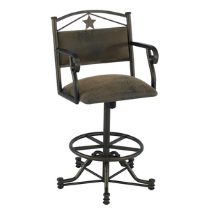 Callee Texas Tilt Swivel Bar Stool Bar Stool Callee Inc - Express Home Bars