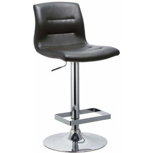 Awesome Bromi Design Thomas Adjustable Height Swivel Bar Stool Caraccident5 Cool Chair Designs And Ideas Caraccident5Info