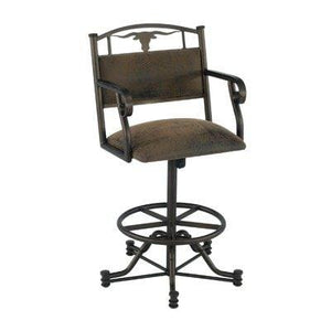 Callee Wrangler Tilt Swivel Bar Stool Bar Stool Callee Inc - Express Home Bars