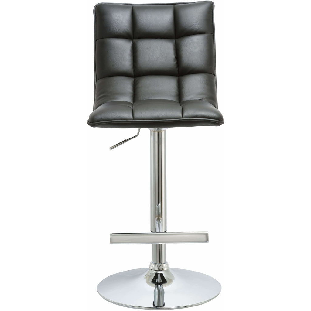 Marvelous Bromi Design Set Of 2 Holden Adjustable Height Swivel Bar Stools Caraccident5 Cool Chair Designs And Ideas Caraccident5Info