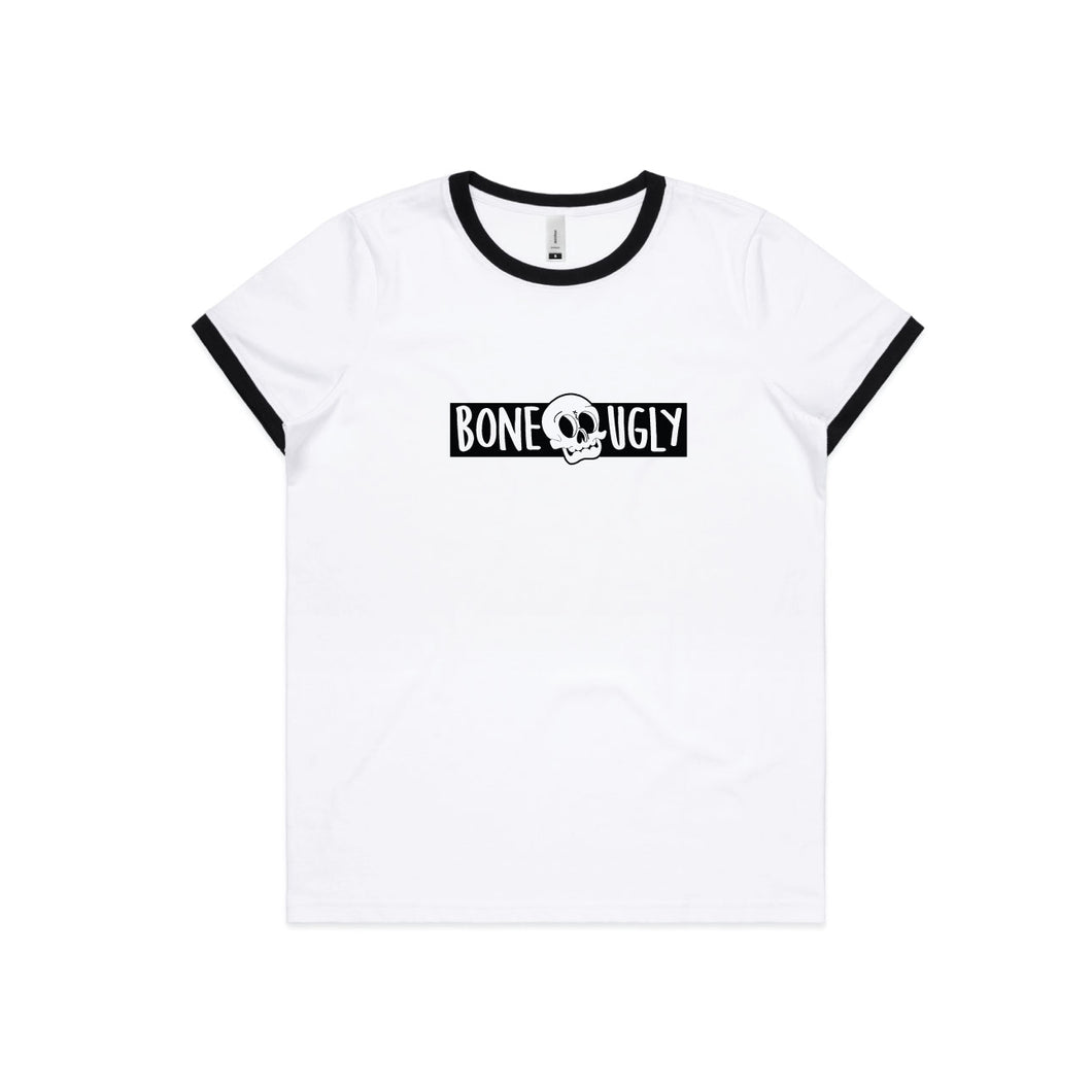 The ugly ringer tee
