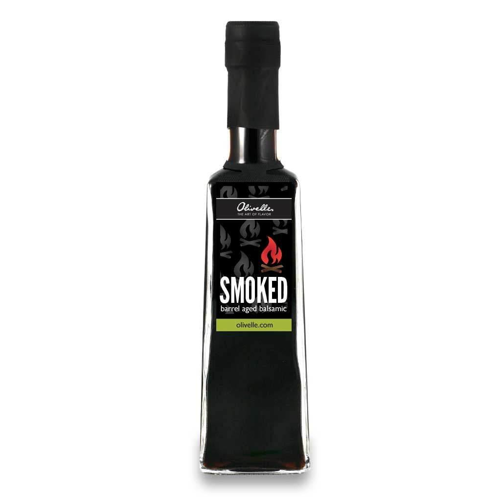 Smoked - Barrel Aged Balsamic Vinegar - Brovelli Oils, Vinegars & Gifts