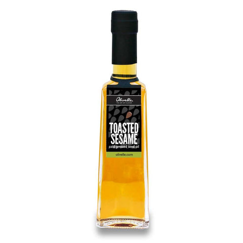 Toasted Sesame Oil - Brovelli Oils, Vinegars & Gifts