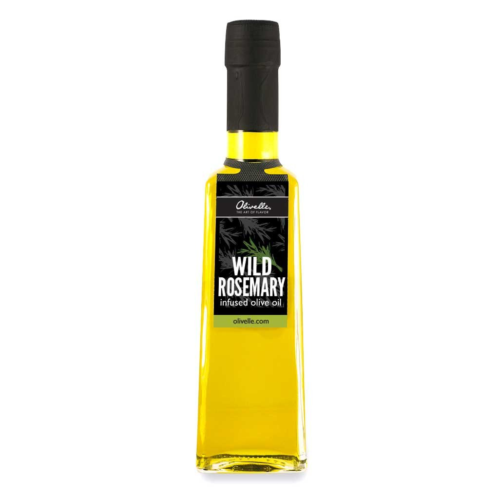 Wild Rosemary - Infused Olive Oil - Brovelli Oils, Vinegars & Gifts