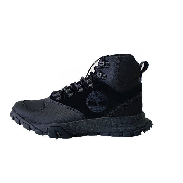 Timberland Garrison Trail Waterproof MID Hiker Black Suede TB0A264F 015 - Action Wear